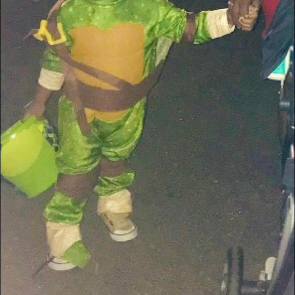 Rubie S Costumes 3t4t Ninja Turtle Costume Poshmark